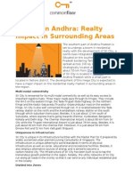 Sri City in Andhra Realty Impact in Surrounding Areas