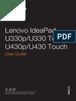 Ideapad u330pu330touchu430pu430touch Ug English