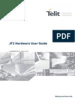Telit Jupiter JF2 Hardware User Guide r0