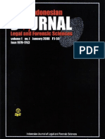 Indonesian Journal of Legal and Forensic Sciences, 1(1), 2008