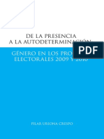 Uriona_De La Presencia a La Autodeterminación (UNwoman)