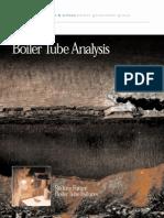 Boiler Tube Analysis