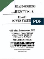 Amie Electrical Engineering Multipe Choice
