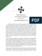 Comentario a La Suma Teológica II-II, q. 110 a. 1