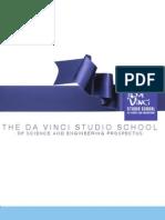 The Da Vinci Studio School of Science and Engineering - Course Prospectus