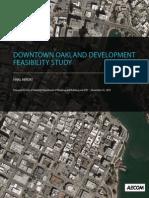 Oakland Development Feasibility Report
