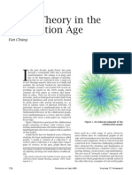 Graph Theory in the Information Age