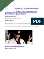 Prins Jehova Witness