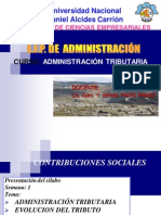 S1 adminsitracion tributaria