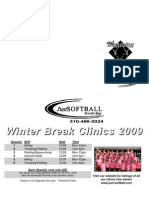 Winter Break Clinics - December 28, 29 & 30