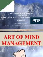 Art of mindmanagement
