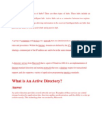 Active Directories
