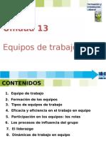 Fol 13 Equipos de Trabajo