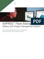 Battery Fleet Management