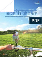 Korea Bike tour Path