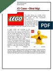 lego product life cycle
