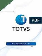 TSS Manual de Configuração