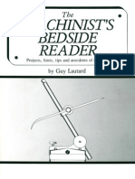 The Machinist Bedside Reader 1 by Guy Lautard