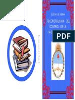 Reconstruccion Del Control de La Hacienda Publica