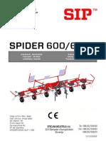 SIP Spider 600