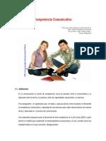 Est 01 Competencia Comunicativa y Tema 02 El Texto