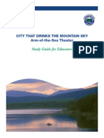 Study Guide for CITY THAT DRINKS THE MOUNTAIN SKY