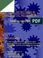 Detectors Receivers