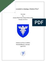 Is Air Power Essential to Winning a Modern War_tobias_dobrowolski_finalbearb