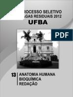 Caderno 13 Novo 2012