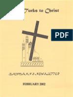 Baumann Ronald Marti 2002 Turkish World Outreach