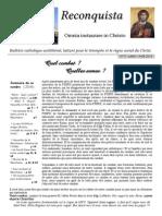 Reconquista 5 Août 2014