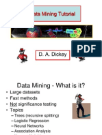 Data Mining Tutorial Complete