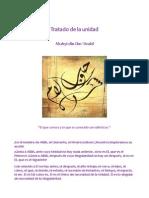 Tratado de La Unidad Ibn 'Arabî