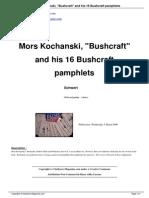 Mors Kochanski Bushcraft Pdf