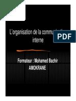 Organisation de La Com'