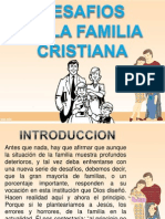 Desafios de La Familia