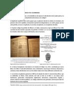 Apuntes de Origen Historico CC Néstor Ayerve