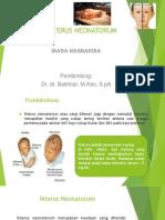 IKTERUS NEONATORUM slide.pptx