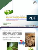 Reciclaje de Materiales 2014-1- Reciclaje de Polimeros. 1 Itm