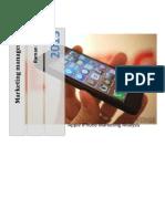 Apple iPhone Analysis