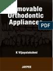 Removable Orthodontic Appliances - Vijayalakshmi