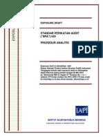 ED SPA 520 - Prosedur Analitis.pdf