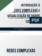 Introdução à Redes Complexas e Visualização de Dados com Gephi