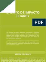 Ensayo de Impacto Charpy1