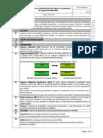 P-GSS-009_V8 Proc-Identificación de Aspectos y Evaluación de Impacto Ambientales