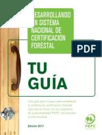Desarrollando un Sistema Nacional de Certificación Forestal
