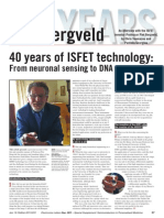 40 Years of Isfet