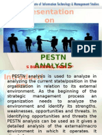PESTN ANALYSIS