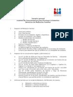 Temario General Evaluacion Mediadores