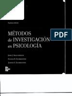 Observacion, UNID. 2, Metodos en Psicologia